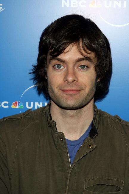 Bill Hader at the NBC Universal Experience.